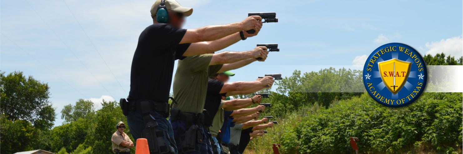 Tac Pistol 1P Course
