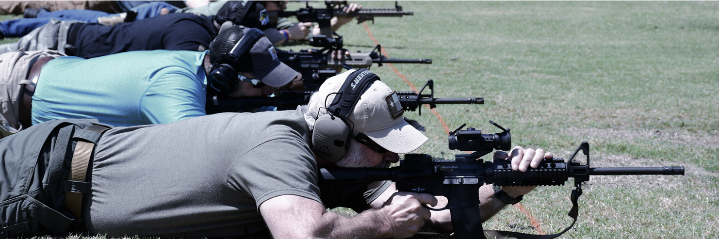 Tac Rifle 1P Course