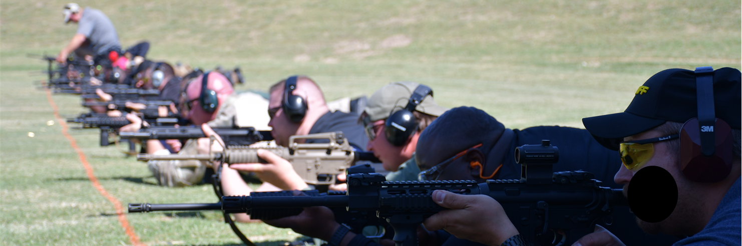 Patrol Rifle Course